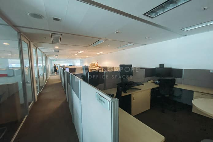 Office Rental Singapore Gateway West 060508 5268 68