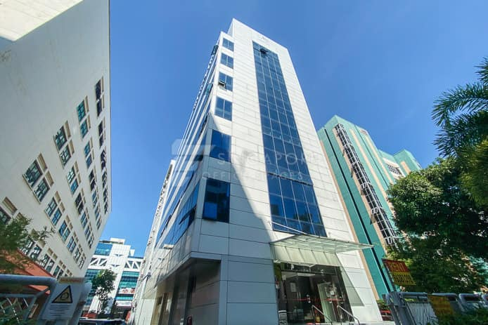 Crystal Time Building Office For Rent Singapore 07