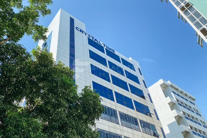 Crystal Time Building Office For Rent Singapore 08
