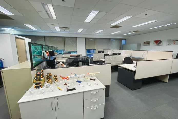 Office Rental Singapore Tampines Plaza 2 0204 1420 37
