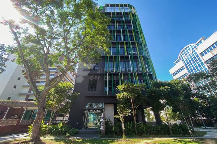 One Tat Seng Office For Rent Singapore 11